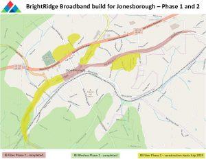 Brightridge Unveils 10G Internet Service in Jonesborough