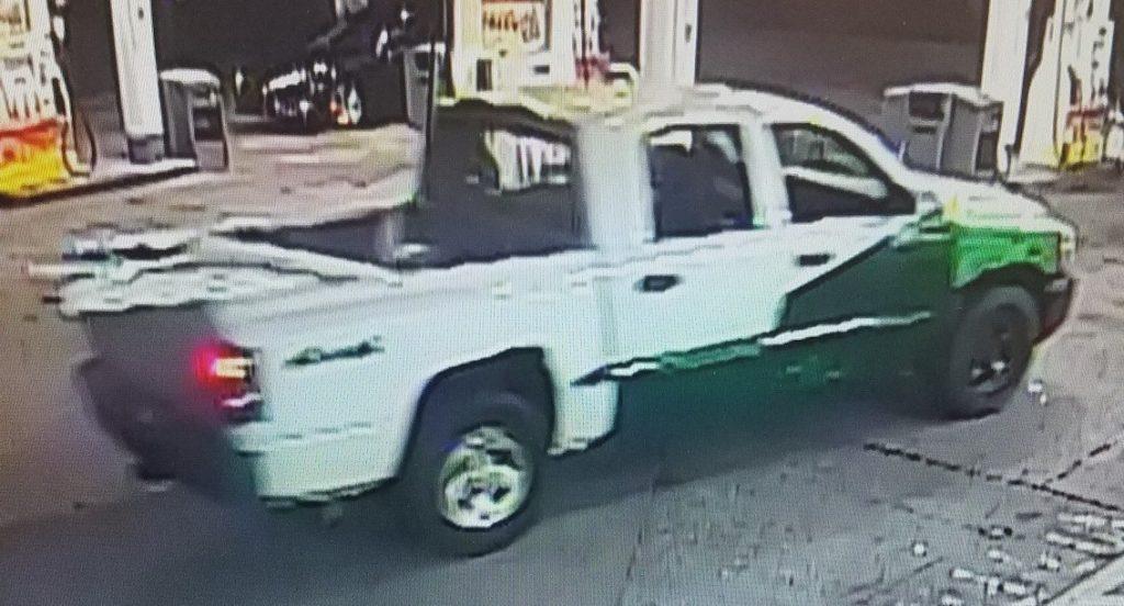 bristol suspect truck